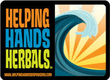 Helping Hands Herbals logo