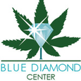 The Blue Diamond Center - Burbank logo