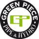 Green Piece Pipe And Hydro logo