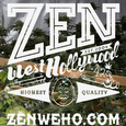 Zen Healing - West Hollywood logo