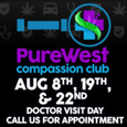 Pure West logo