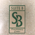 Suite B Provisionary Center logo