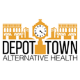 Depot Town Dispensary logo
