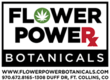 Flower Power Botanicals logo