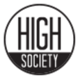 High Society - Everett logo