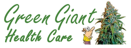 Green Giant Health Care logo