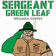 Sergeant Green Leaf Wellness Center logo