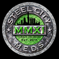 Steel City Meds logo