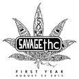 Savage THC logo