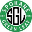Spokane Green Leaf logo