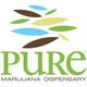 Pure Marijuana Dispensary - Bannock logo