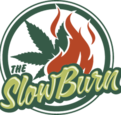 The Slow Burn logo