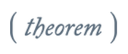 Theorem Cannabis logo