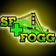 San Francisco Foundation on Going Green (SF FOGG) logo