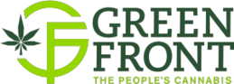 The Green Front logo