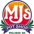 MJ's Pot Shop logo