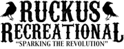 Ruckus Recreational Cannabis logo