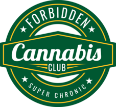 Forbidden Cannabis Club - Elm St logo