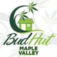 Bud Hut - Maple Valley logo