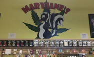 Mary Jane's - Spokane logo