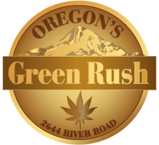 Oregon's Green Rush logo