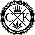 CannaKing Marijuana Dispensaries logo