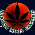 Harvest Moon Cannabis logo