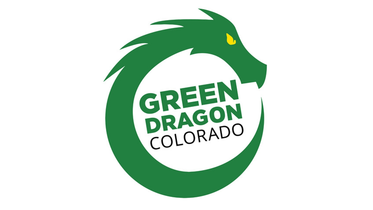 Green Dragon Cannabis - Airport logo