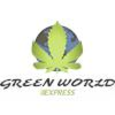 Green World Express logo