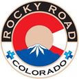 Rocky Road - West logo