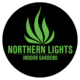 Northern Lights Indoor Gardens logo