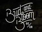 Bud and Bloom - Santa Ana logo