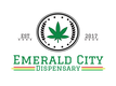 Emerald City Dispensary logo