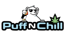 Puff 'n Chill logo