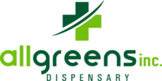 All Greens Dispensary logo