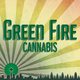 Green Fire Cannabis logo