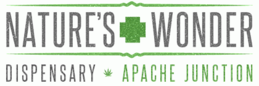 Nature's Wonder Dispensary logo