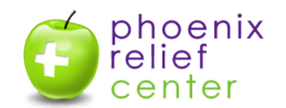 Phoenix Relief Center logo