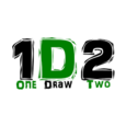 One Draw Two logo