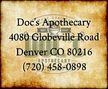 Doc's Apothecary - Globeville photo