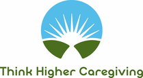 Think Higher Caregiving logo