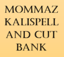 Mommaz Kalispell and Cut Bank logo