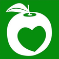 Have a Heart Green - Aloha logo