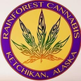 Rainforest Cannabis logo