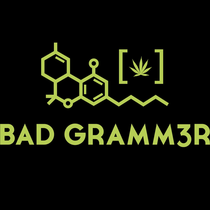 Bad Gramm3r logo