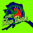 AK Slow Burn logo