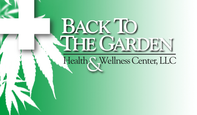 Back to the Garden - Broadway logo