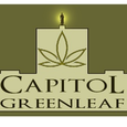 Capitol Green Leaf - Salem logo