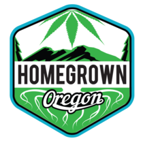 Homegrown Oregon - Lansing Ave. logo