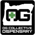 OG Collective Dispensary - Cross logo